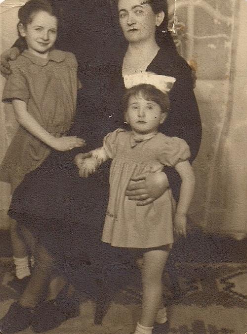 הוריה של רוז'יקה